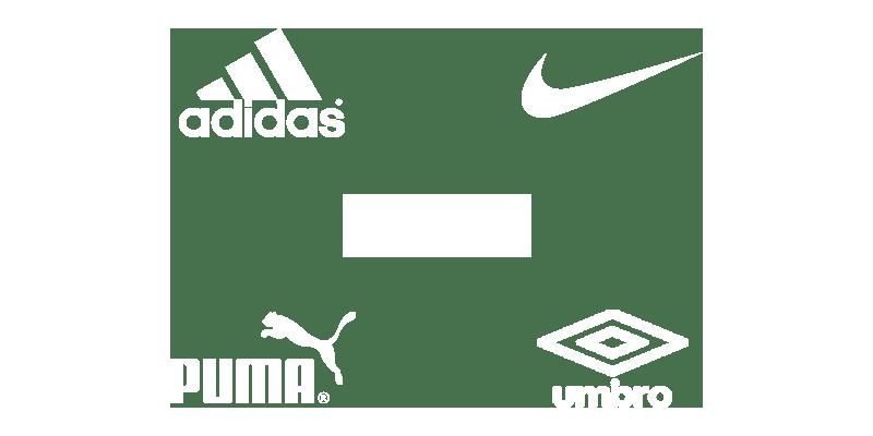 ブランドロゴ adidas NIKE PUMA umbro